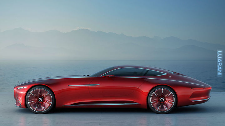 Mercedes Maybah concept