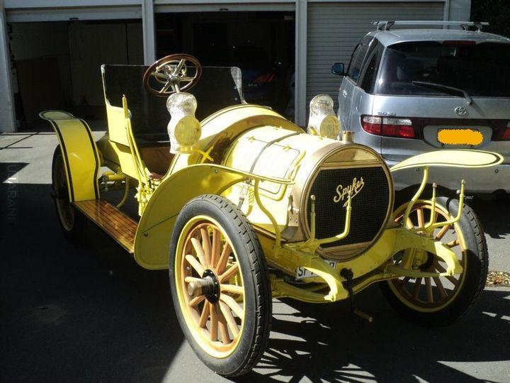 1907 Spyker