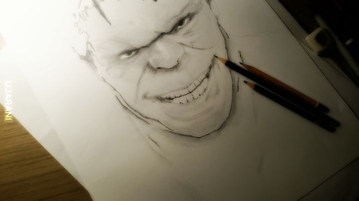 Hulk In progress