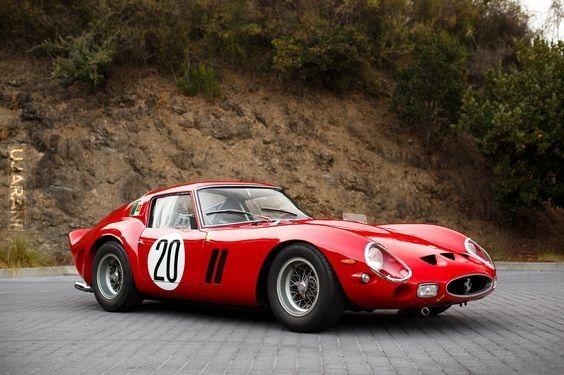 Ferrari GTO (28mln)