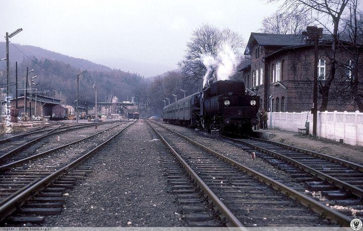 Stacja w Złotym Stoku