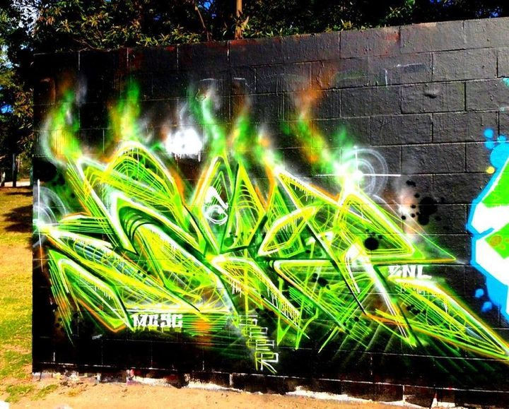 Graffiti Part 2