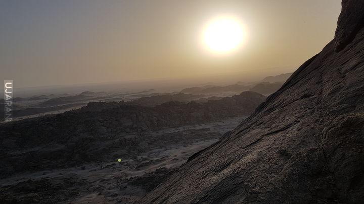 Arabia Saudyjska - Moon Valley
