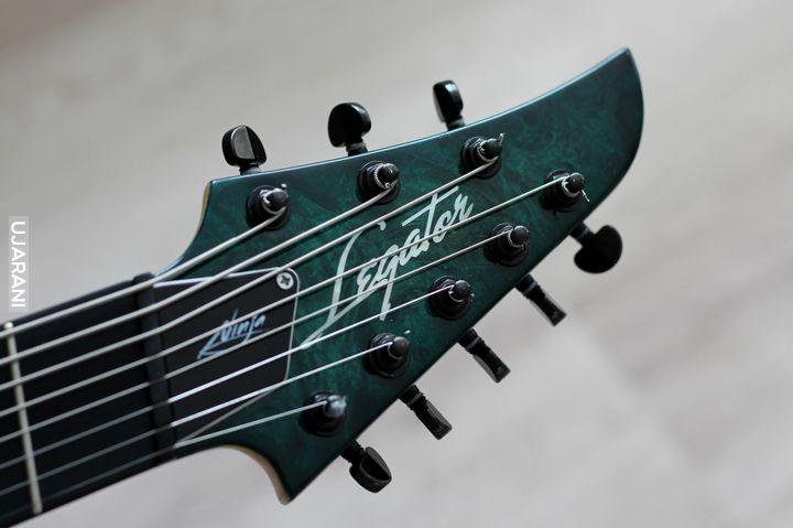 Kupiłem ośmiostrunową gitarę!