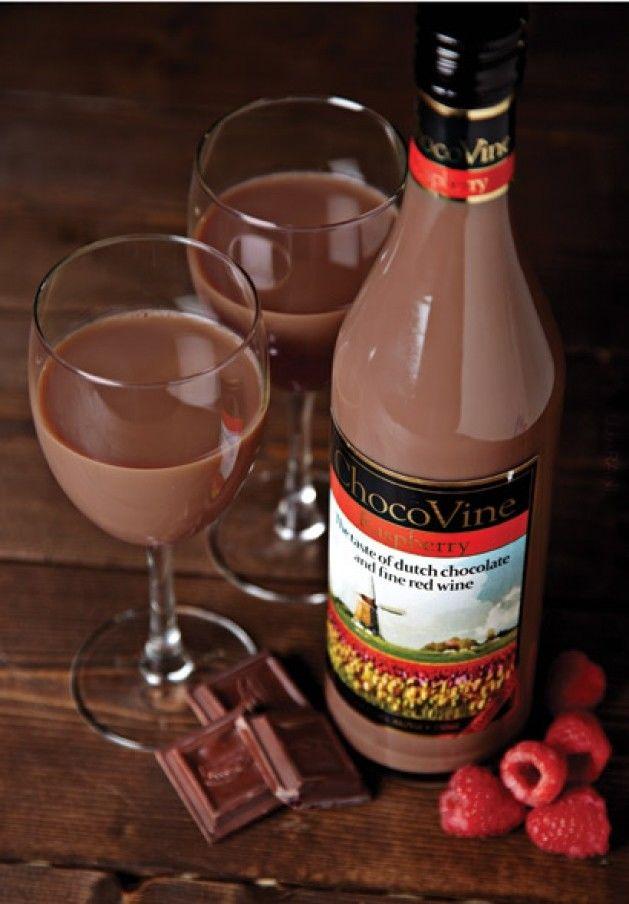 Ladies and Gentelman - Chocolate Wine!