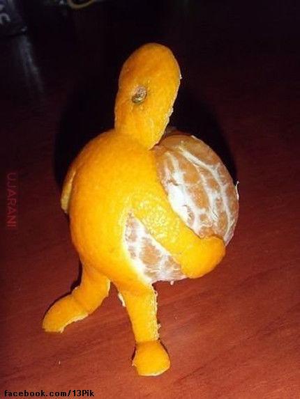 Orange Pudzian
