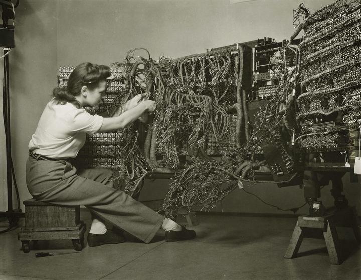 IBM w 1958