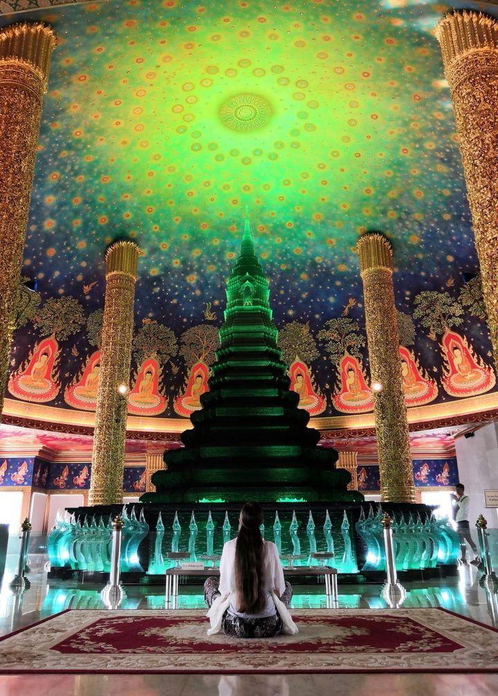 Wat Pak Nam, Bangkok