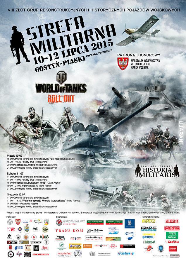 Strefa militarna 2015