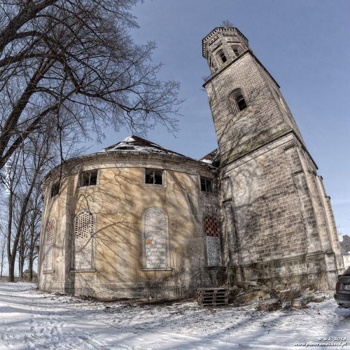 10 opuszczonych miejsc na Dolnym Śląsku fot. Wioletta Kozłowska (polecam linki do panoram)