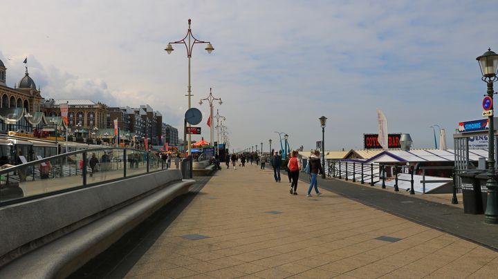 Molo na Scheveningen, Haga, NL