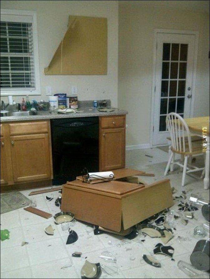 Problem z naczyniami