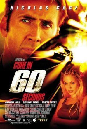 """Polecam film - """"60 sekund"""""""