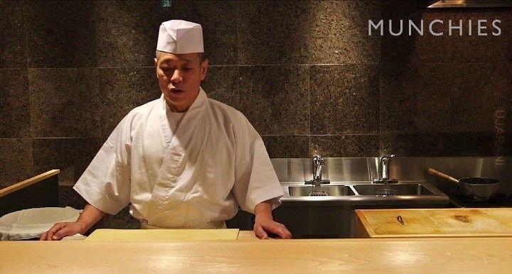 Jak prawidłowo jeść sushi. Enjoy!