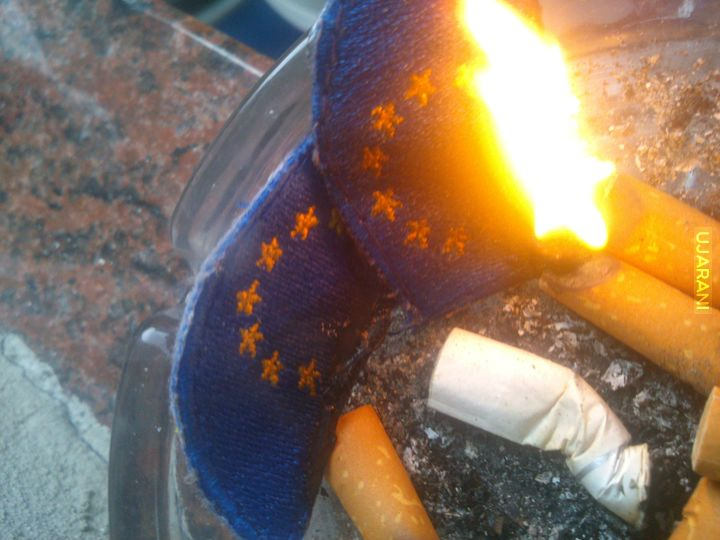 Burn...