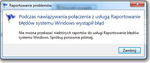 Mój Windows - taki piękny