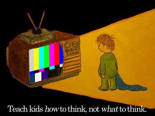 Open child mind.