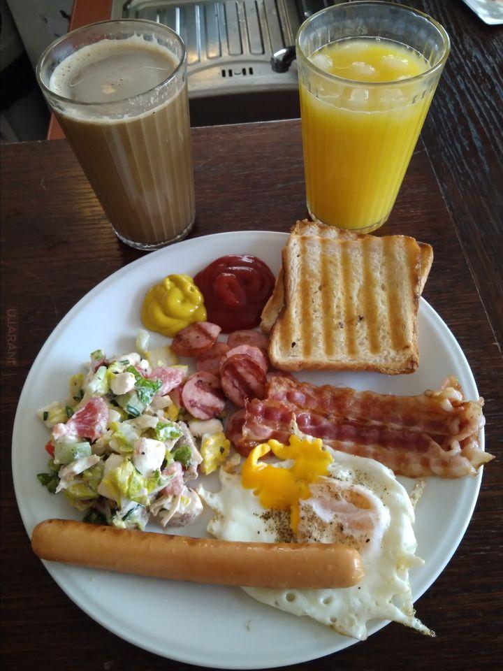 Śniadanie mistrzów.