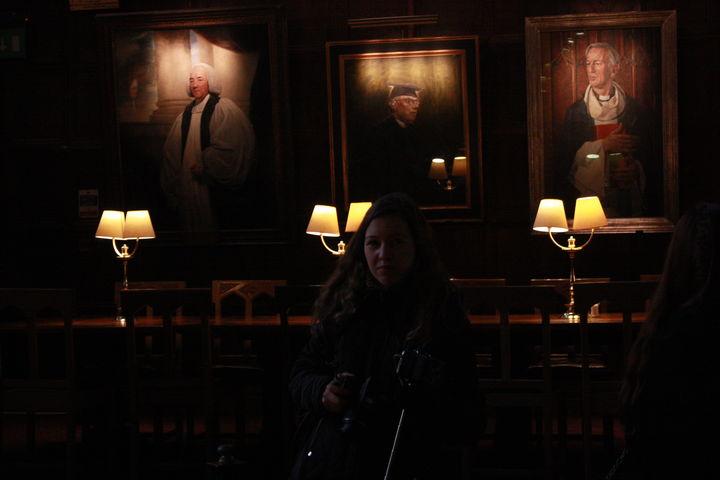 Z wizyta w Griffindorze, Oxford