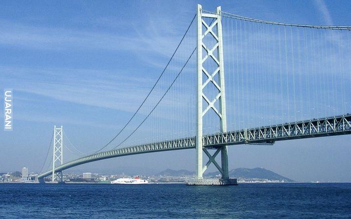 Most Akashi Kaikyō zwany perłą
