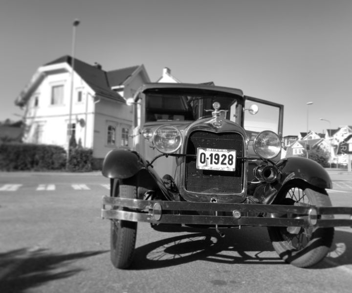 Ford Model A 1928r