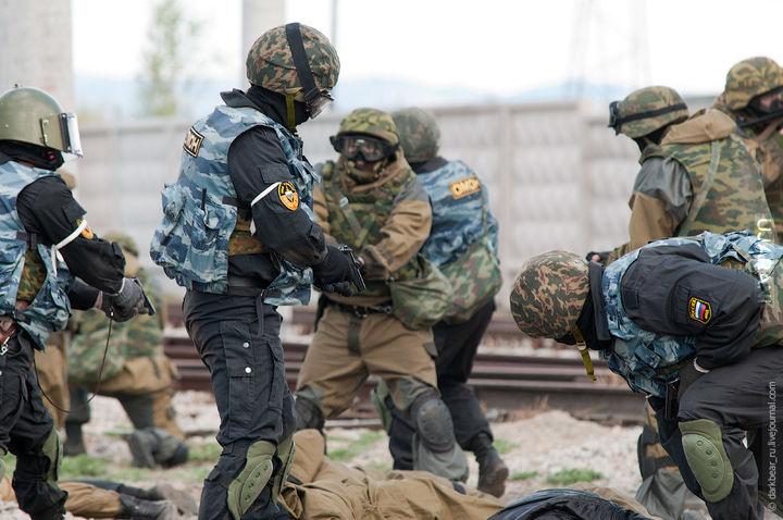Wspólne ćwiczenia FSB i MWD
