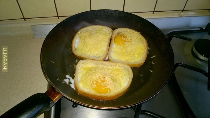 postne śniadanko :)