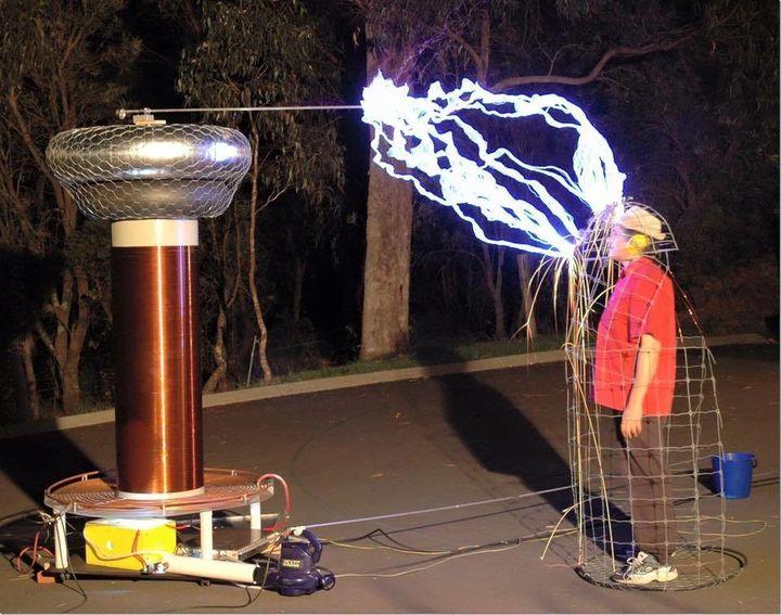 Kiedy Tesla spotka Faradaya