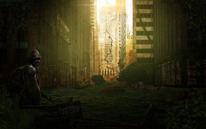 Apocalypse City - Praca własna
