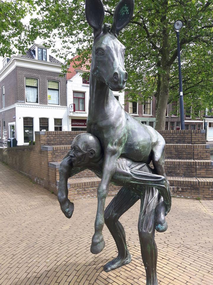 Z serii: sztuka Holenderska.