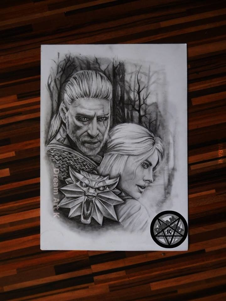 The Witcher & Ciri