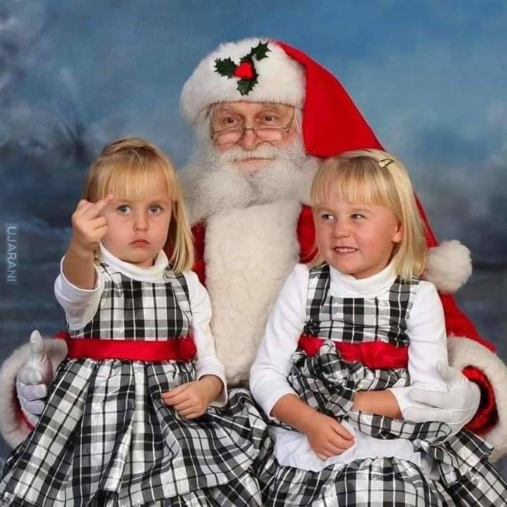 Fuck santa ?