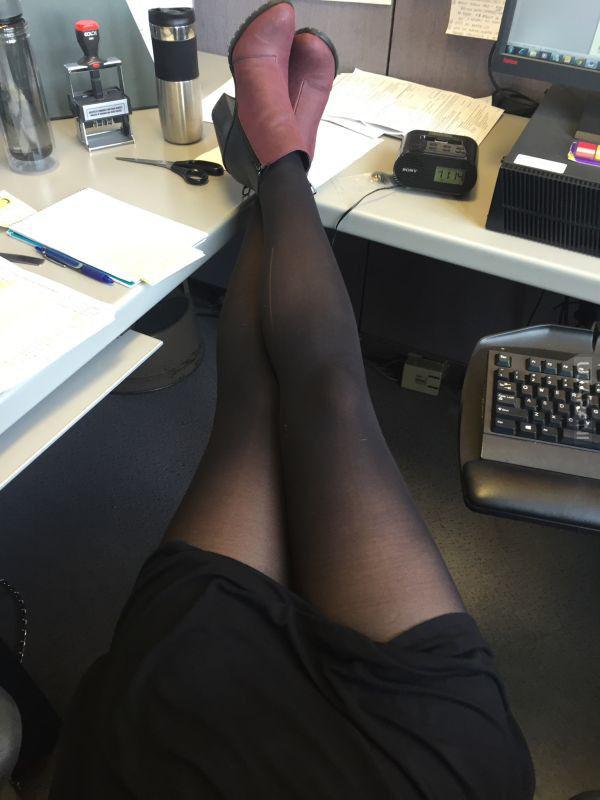 W pracy;P