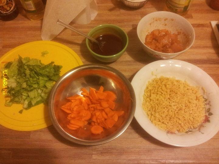 Studencki obiad :)