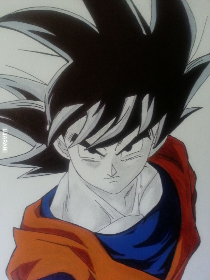 Goku znajomego ujarańca