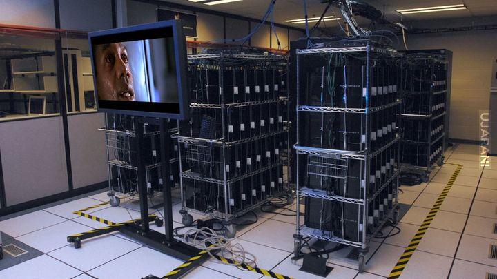 Superkomputer z 1760 Playstation