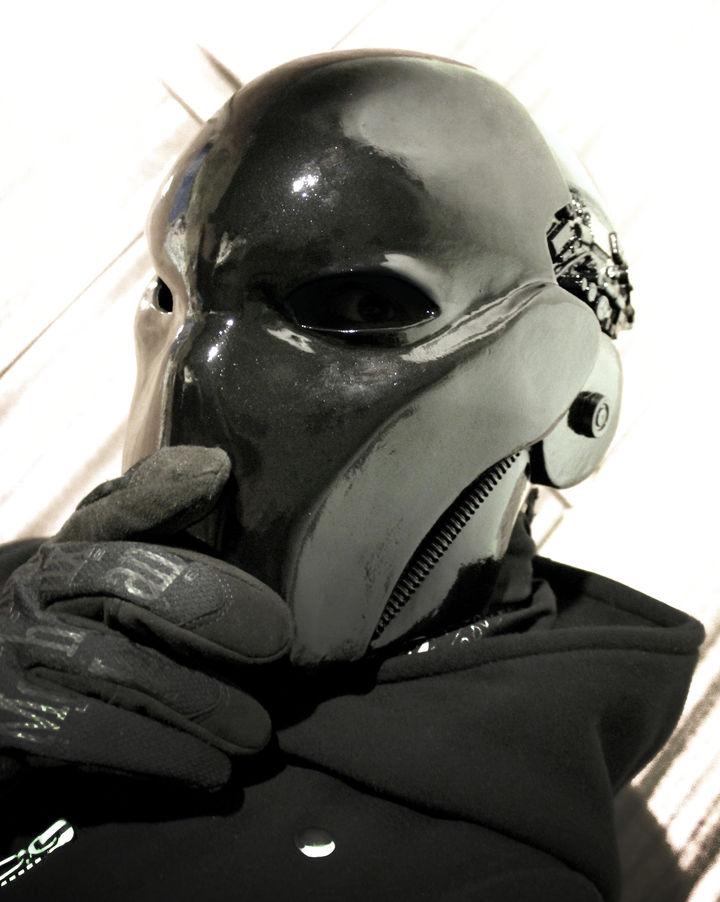 Maska - wykonanie własne