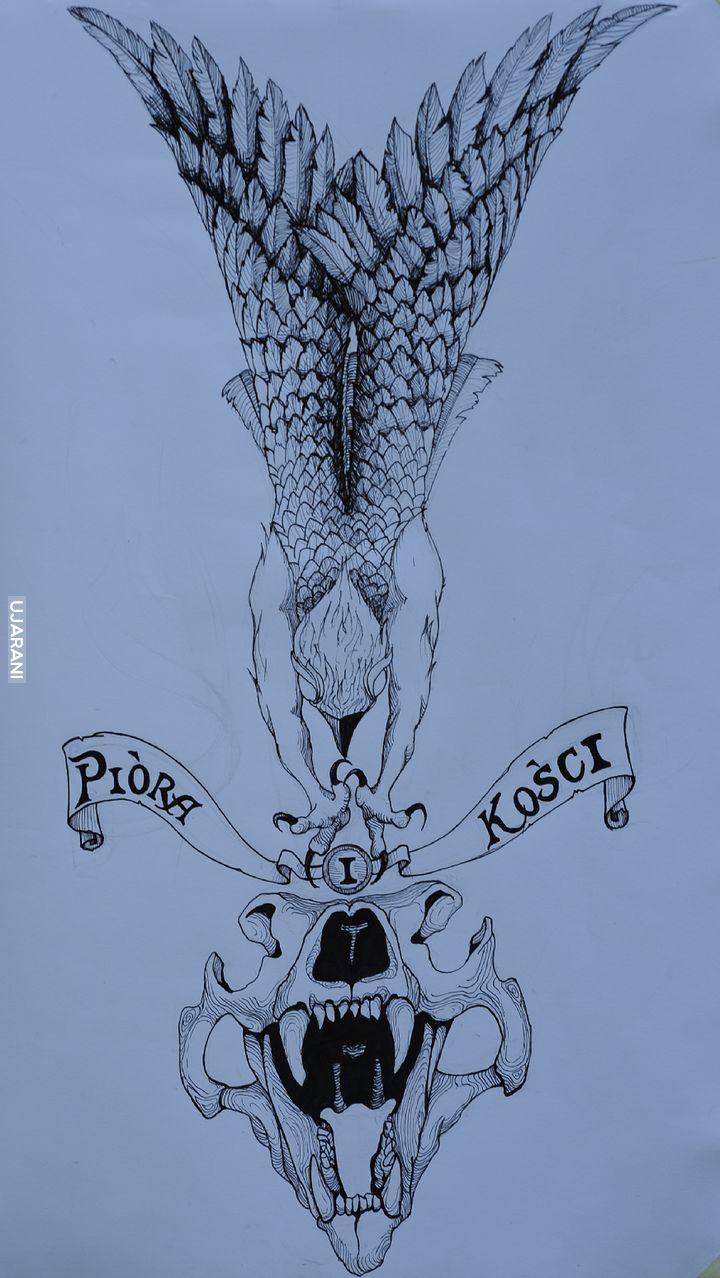 Pióra i Kości