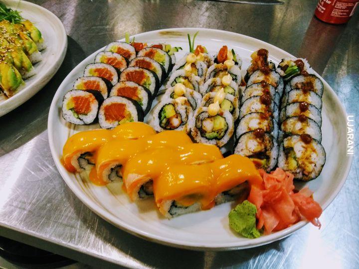 No To Sushi, prosiliście o rabat dla ujarancow? ;) mam lepszą propozycje