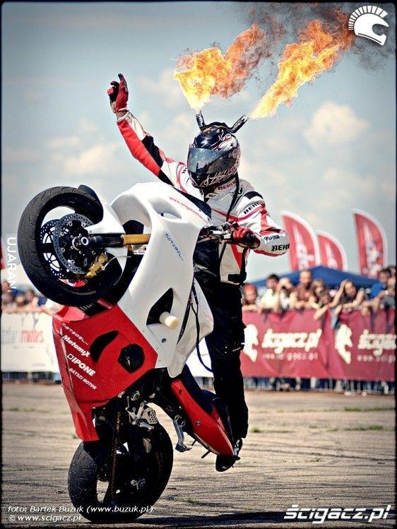 ghost rider z Polski