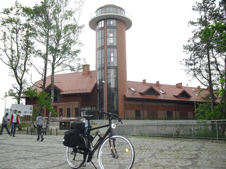 Bałtyk na rowerze