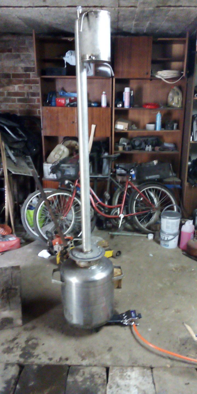 Bajzel w garażu