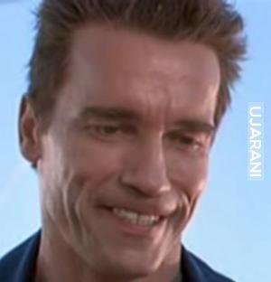 Uśmiechnięty Terminator