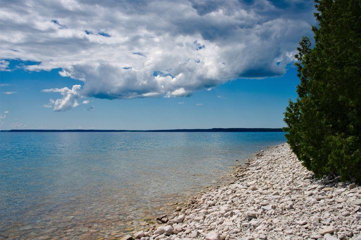 Georgian Bay, Ontario -  W strone slonca!