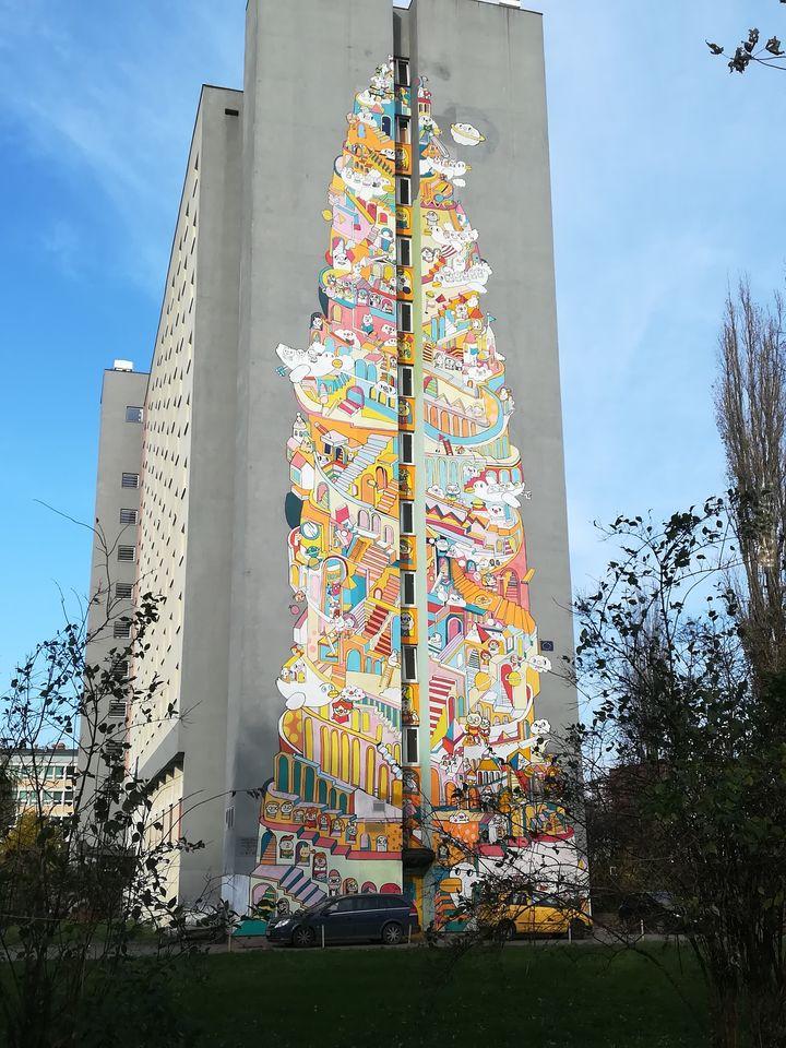 Mural Uć