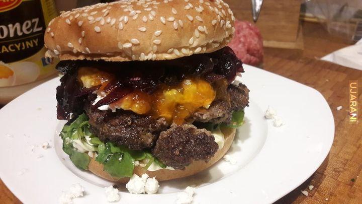 Niebiański Burger