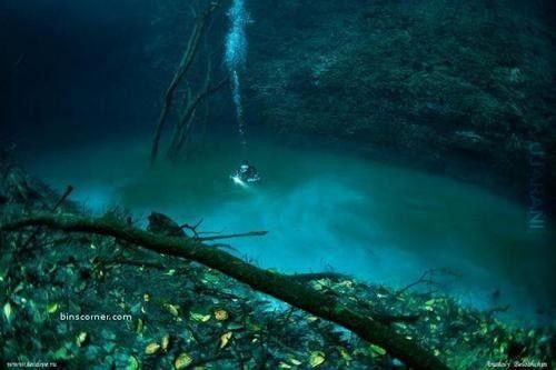 Podwodna rzeka