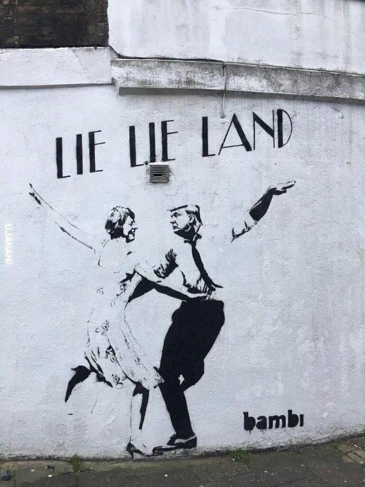 Bambi, kobiecy odpowiednik Banksy'ego