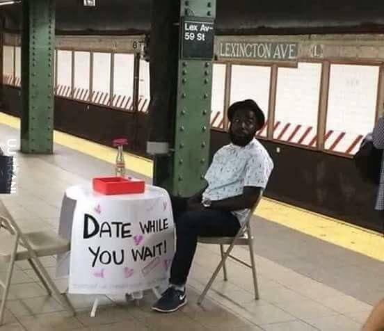 Randka na poczekaniu