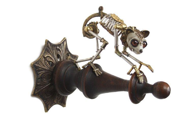 Jassica Joslin metalem i kością